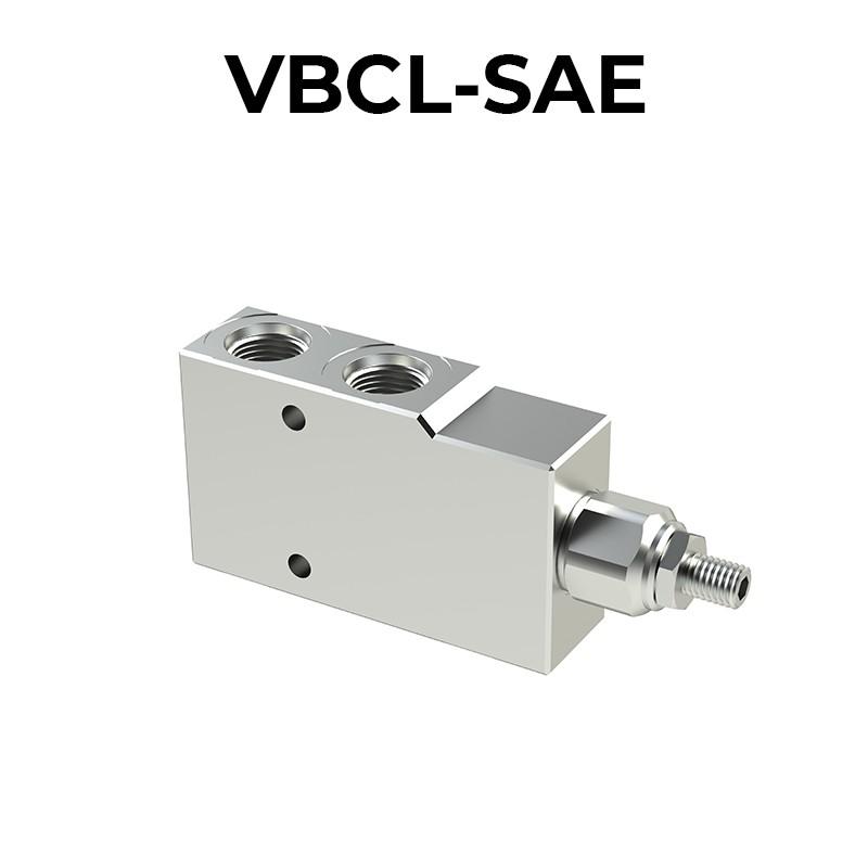 Valvola di bilanciamento singola per centro aperto VBCL-SAE
