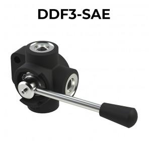 Deviatore di flusso a 3 vie DDF3-SAE