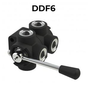 Deviatore di flusso a 6 vie DDF6-BSPP