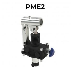 Pompe idrauliche manuali per fissaggio a serbatoio serie PME2
