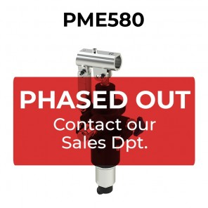Pompe manuali a due velocità serie PME580