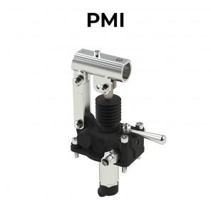 Pompe oleodinamiche a mano per fissaggio a serbatoio serie PMI