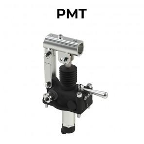 Pompe a mano per fissaggio a serbatoio serie PMT 6/12/25/45
