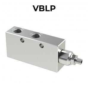 Valvola di bilanciamento singola per centro aperto VBLP