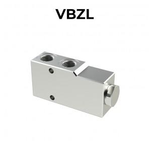 Valvola di bilanciamento singola per centro aperto VBZL