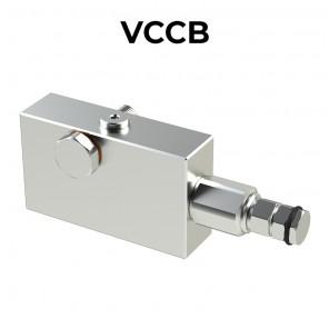 Valvola di bilanciamento singola per centro chiuso VCCB