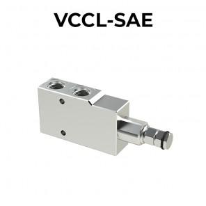 Valvola di bilanciamento singola per centro chiuso VCCL-SAE