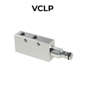 Valvola di bilanciamento singola per centro chiuso VCLP