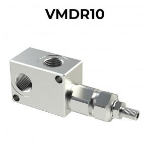 Valvola di massima pressione in linea VMDR10