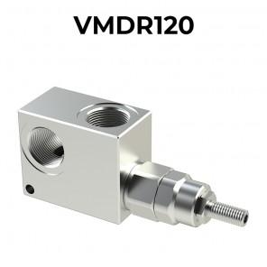 Valvola limitatrice di pressione VMDR120 per portata 120 lpm