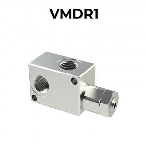 Valvola limitatrice di pressione VMDR1 per portata 20 lpm