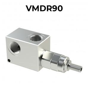 Valvola limitatrice di pressione VMDR90 per portata 80 lpm