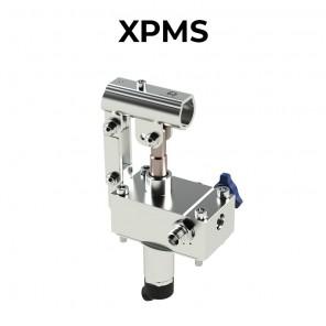 Pompe a mano in acciaio inossidabile AISI316L serie XPMS