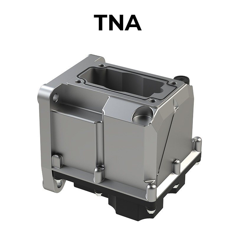 TNA Aluminium tanks for hand pumps