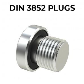 DIN3852 plugs