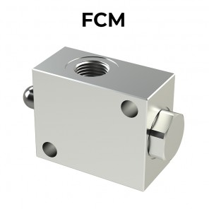 End stroke valves FCM
