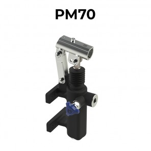 Hand pump displacement 70 cm3 (4,27 In3) PM70
