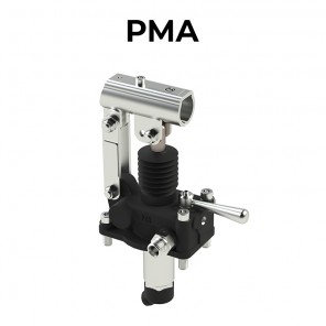 Hand pumps for tank mounting series PMA