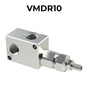 VMDR10 In-line pressure relief valves