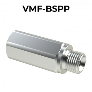 VMF-BSPP check valve