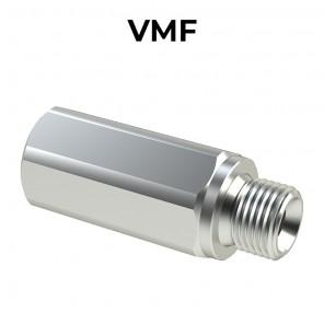 VMF-BSP Male/female housing check valves