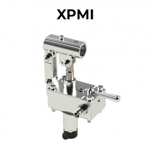 XPMI PMI 12/25 hand pumps to be fitted to the tank made of 316L stainless steel