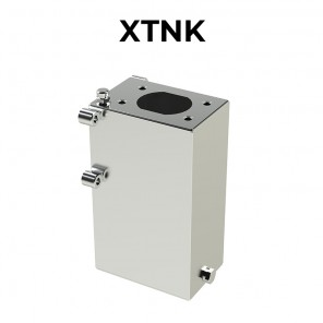 XTNK 316L stainless steel tanks for hand pumps